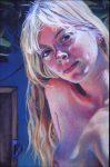1995 Portrait of Margot Detail 1